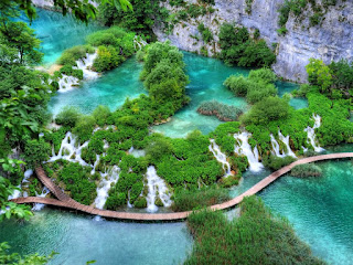 Plitvice Lakes National Park,Croatia 05