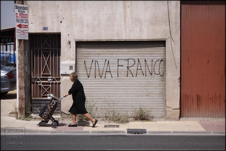 fotografia,murcia,arriba_extraña,viva_franco,serie,arte