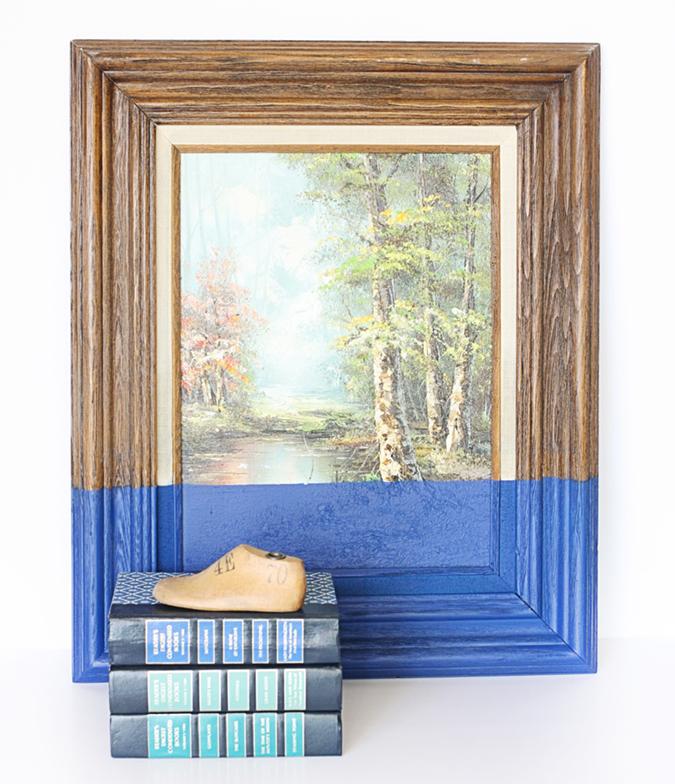 milowcostblog: inspiración: cuadros (re)pintados