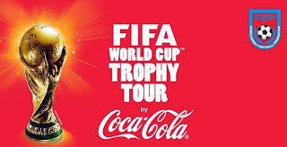 Fifa World Cup Tropy Now In Bangladesh!