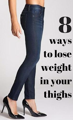 8 Simple Ways To Lose Thigh Fat