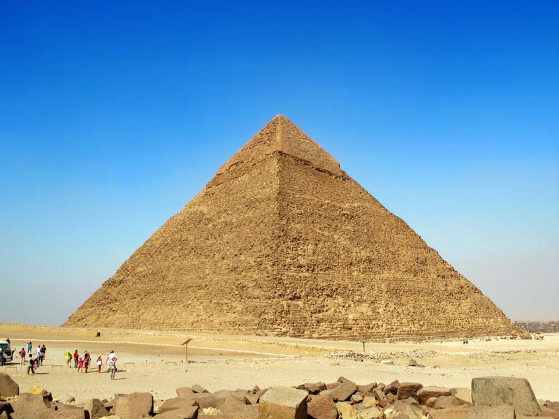 Hidden Unseen: Amazing Pyramids in the World