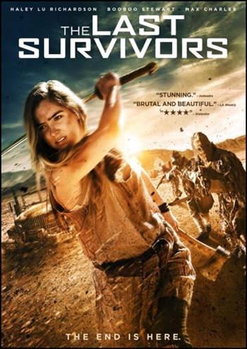 Los Ultimos Sobrevivientes DVDRip Latino