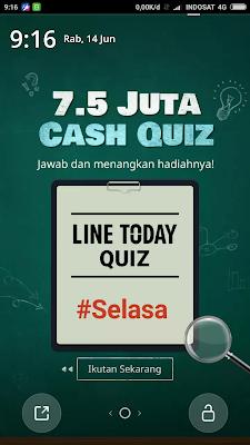 Misi 7.5 Juta Quiz