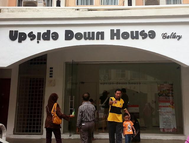 Rumah Terbalik Melaka