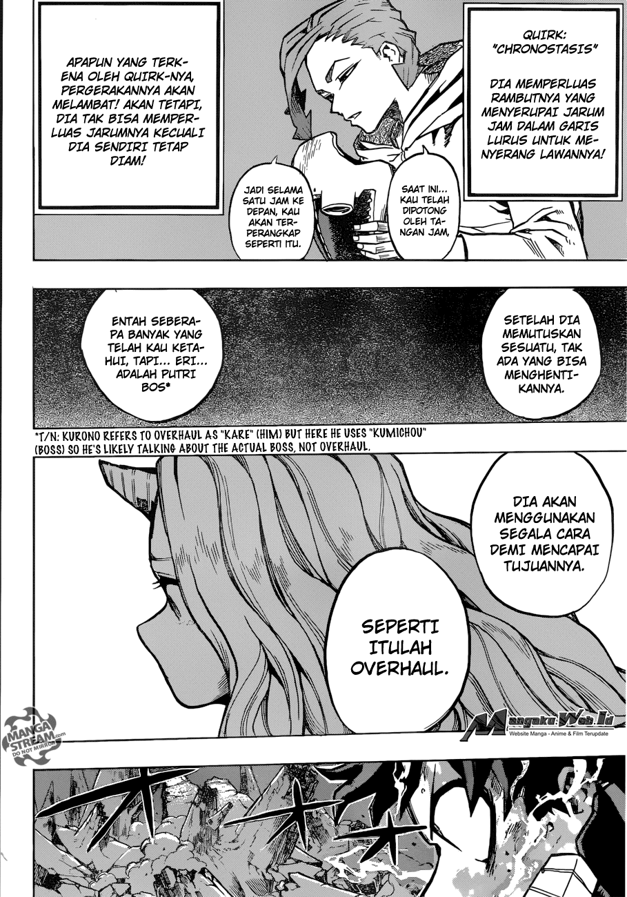 Boku no Hero Academia – Chapter 155 : Para Penyelamat Penyelamatan Keberadaan Si Pahlawan