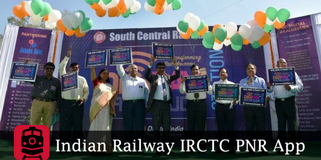 indian railways, Irctc, rly enquiry, IRCTC PNR, Train Enquiry, rail info app, DigiPay