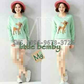 sweater lucu rusa