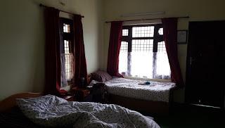 chambre monastère