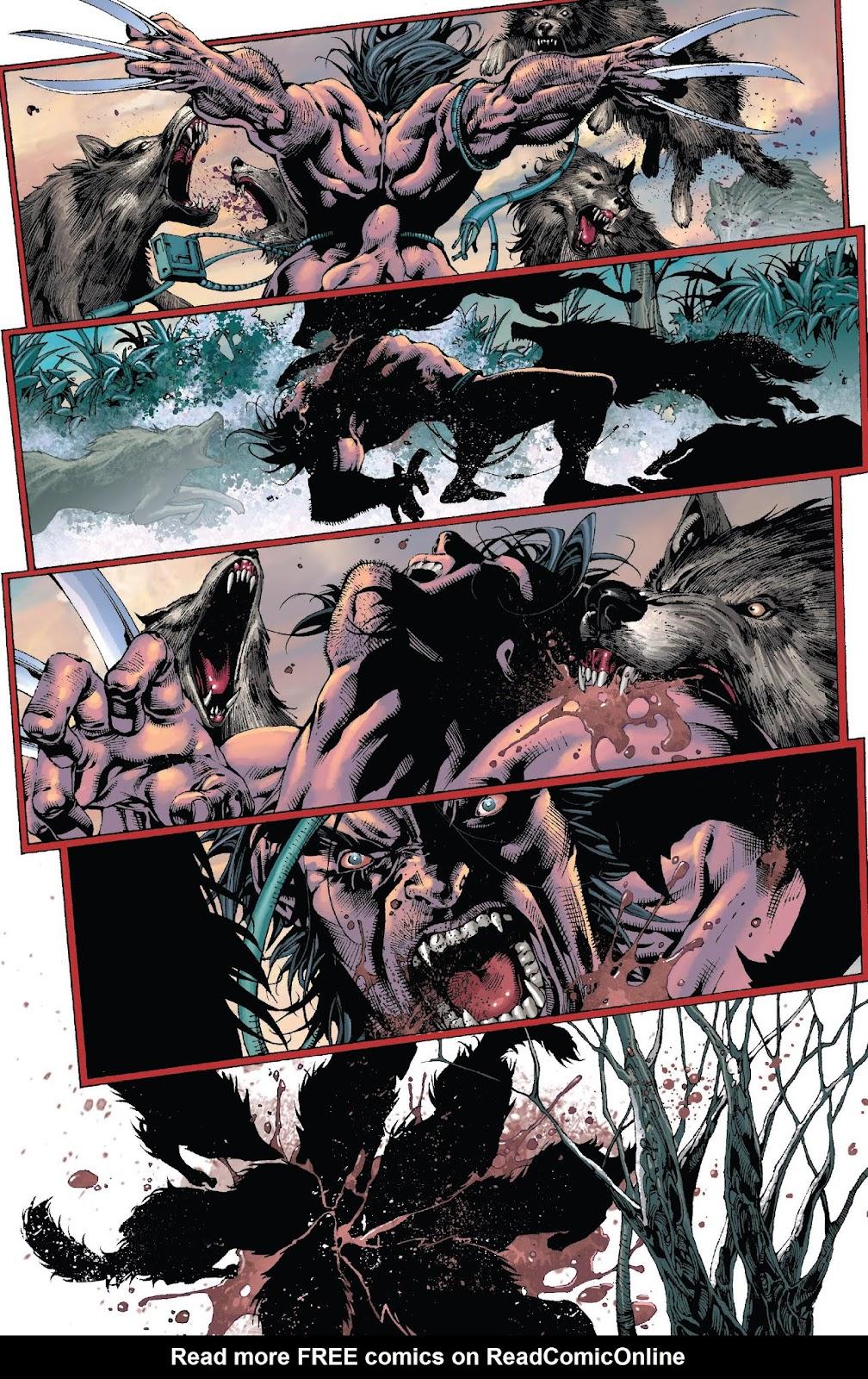 acdb5b6501b Comic Wolverine: Prehistory issue 4