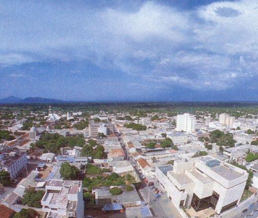 Valledupar, Capital del Departamento del Cesar