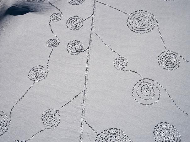Недолговечное искусство. Sonja Hinrichsen 12