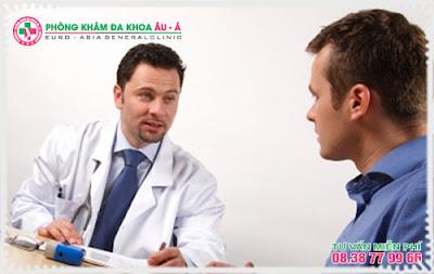 Triệu chứng rối loạn cương dương ở nam giới
