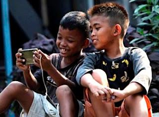Potensi Gangguan Gawai Terhadap Tumbuh Kembang Anak