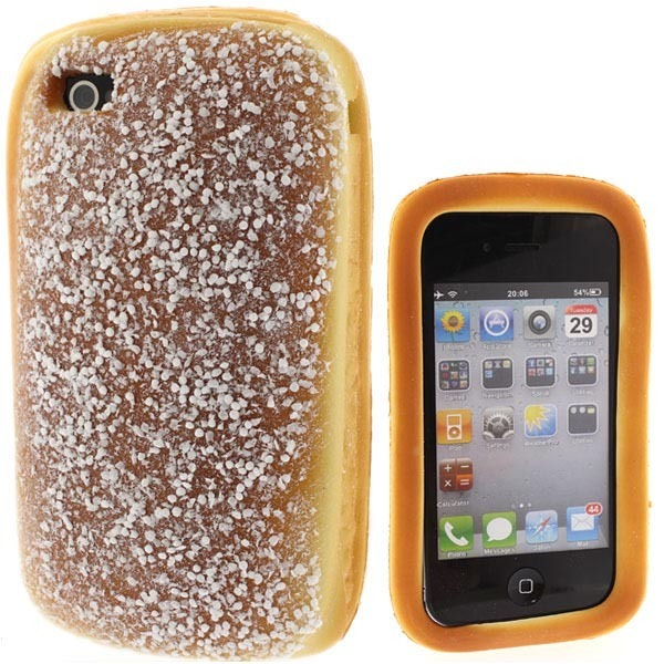 glittery gold iphone case - just kidding