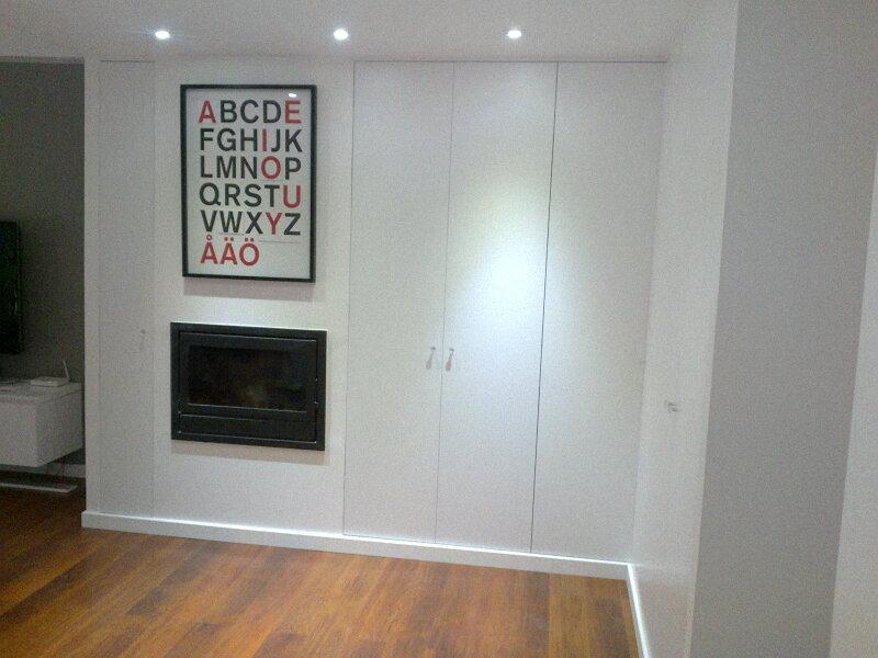 Dise o interior armarios empotrados - Diseno interior armario ...