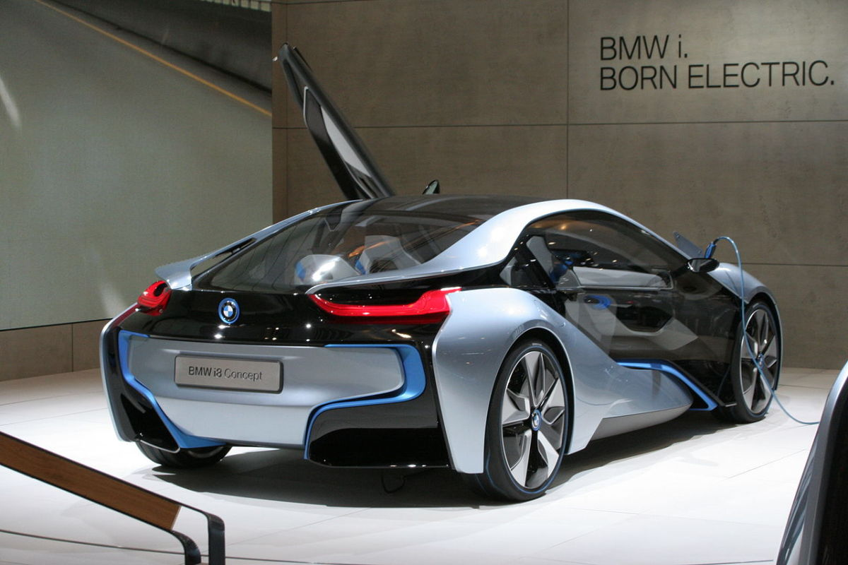 Bmw I8 2017 Review Outstanding Exterior Release Date And Price
