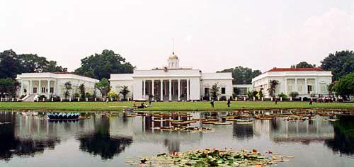 istana bogor 1998