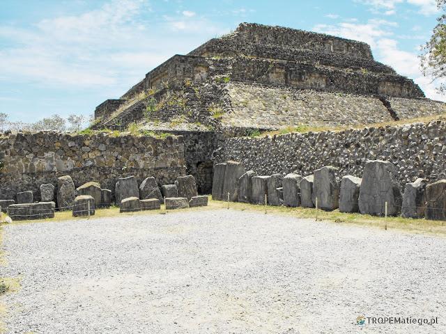 Gallery of Los Danzantes reliefs