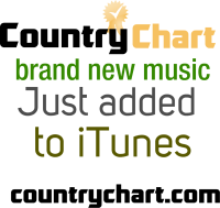Top New Country Music Just Added on iTunes - Albums, Songs, EPs and Singles