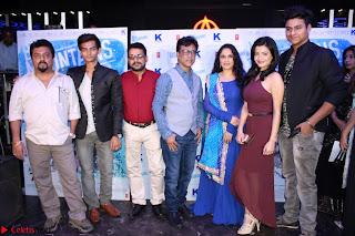 Gracy Singh and Bappi Lahiri   Blue Mountain Music Launch IMG 0590.JPG