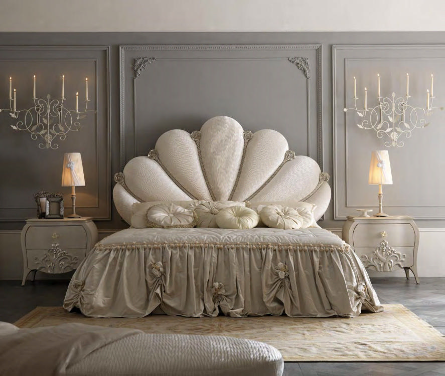 mobila dormitor italiana mobila clasica alba paturi tapitate dormitoare de lux. Black Bedroom Furniture Sets. Home Design Ideas