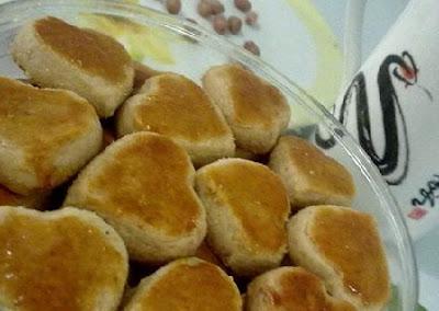 Resep Membuat Kue Kacang Tanah Dengan Rasa Gurih Dan Enak