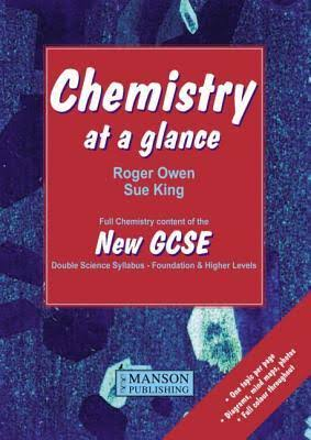 CHEMISTRY AT A GLANCE EBOOK