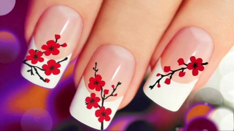 make nails beautiful withTrendy nail arts - Beauty Health Mania