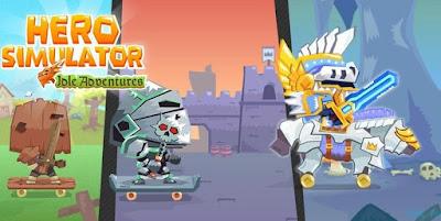 Hero Simulator: idle adventure Apk for Android