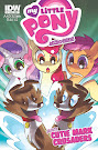 MLP Micro Series #7 Comic Cover B Variant