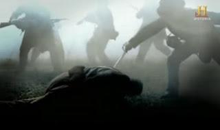 murieron más de cincuenta mil hombres.