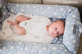 qué llevar al hospital para el bebé después del parto, bolso maternal, bodi de mayor quiero ser como mi papá