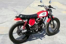 contoh modif motor cb 100