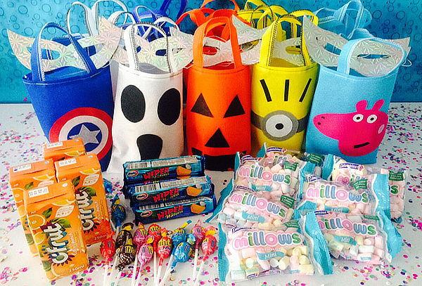 Sorpresas para fiestas infantiles  precio donde comprar