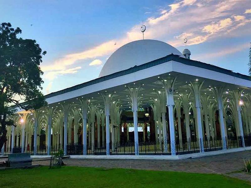 Masjid Agung Al-Falah - Janoopedia
