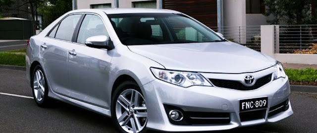 2016 Toyota Camry Atara R Release Price