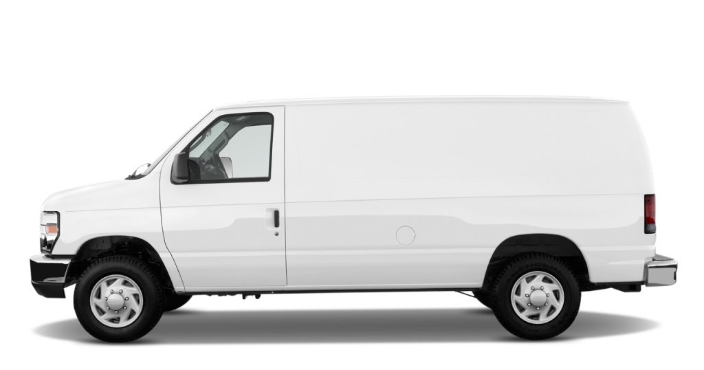5560d9fa98 KIERAN SHEA  Flash Challenge  White Van
