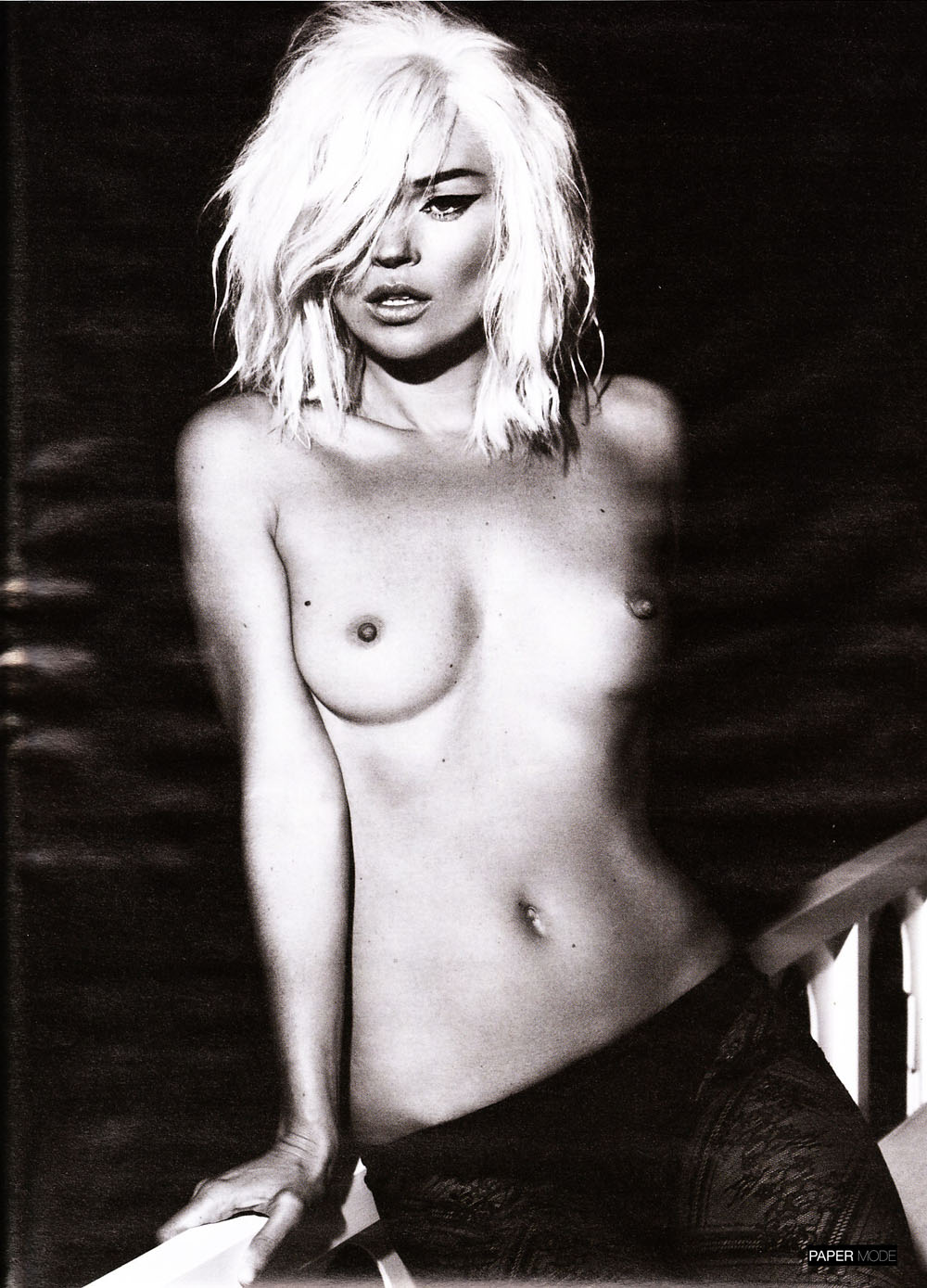 Sexy kate moss naked opinion you