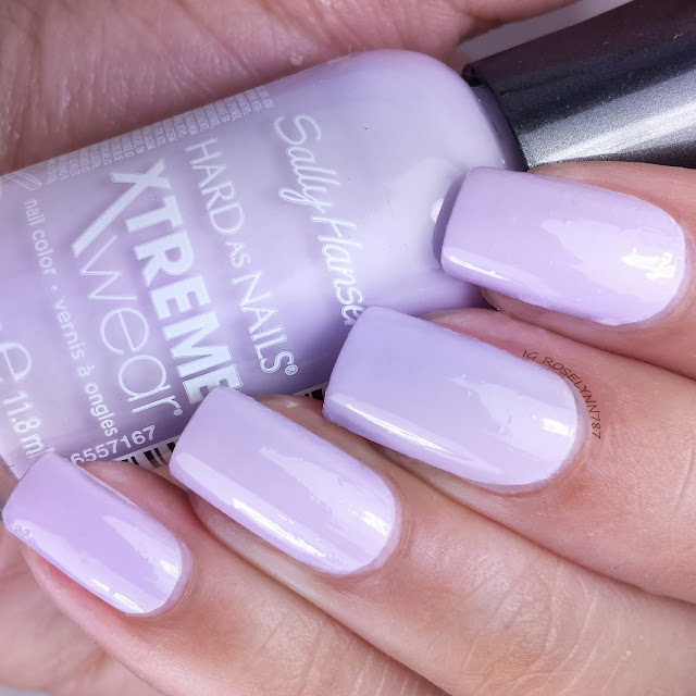 Sally Hansen Water Orchid