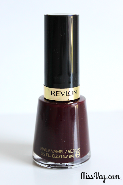 Revlon maquillage Miss Vay look été 2016