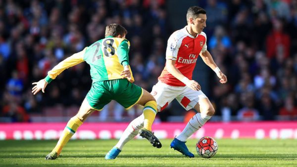 Prediksi Norwich City VS Arsenal 1 Desember 2019