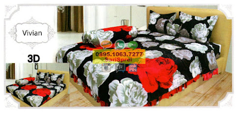 Sprei Lady Rose Vivian