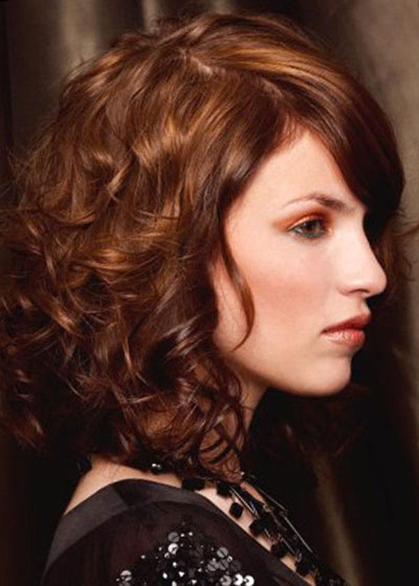 Frisur Trend 2016 Gut Einfache Frisuren Fur Lockiges Haar 2016