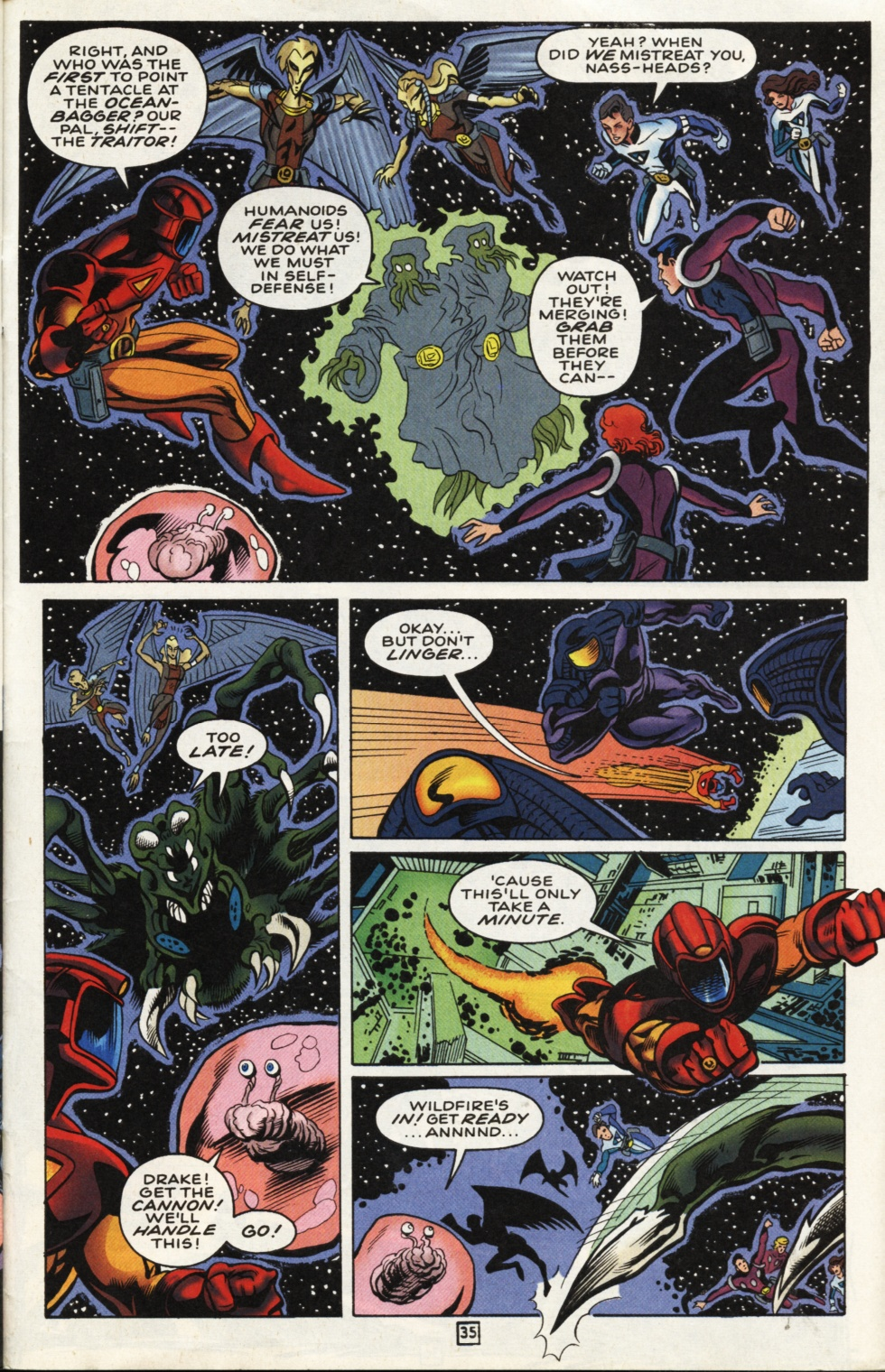 Legion of Super-Heroes (1989) _Annual_7 Page 36