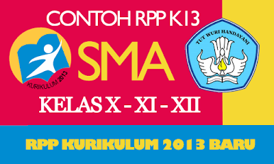 Contoh RPP PAI Kelas XII Kurikulum 2013 Revisi 2016 (SMA, SMK)