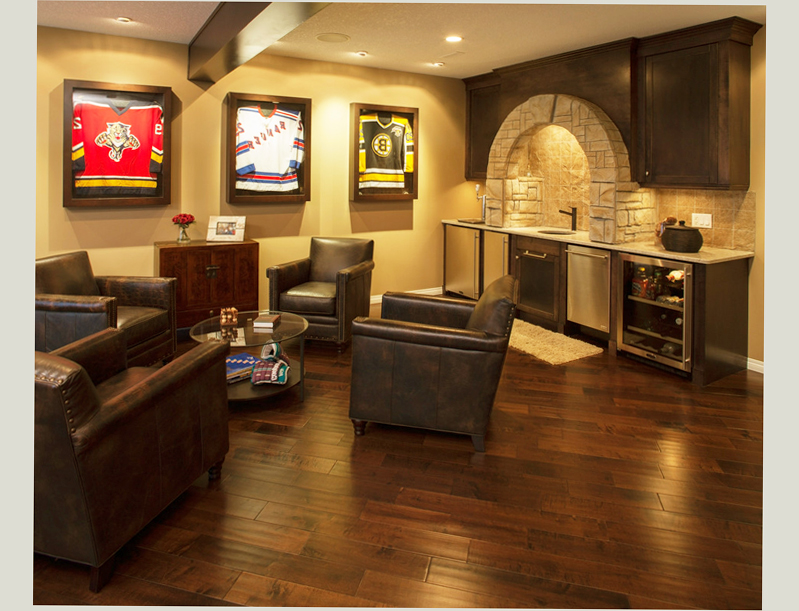 Basement Designs Ideas Man Cave