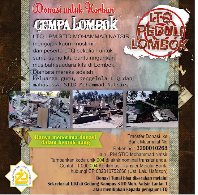 LTQ Peduli Lombok