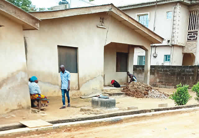 Ogun State landlord Commits suicide and blame on son
