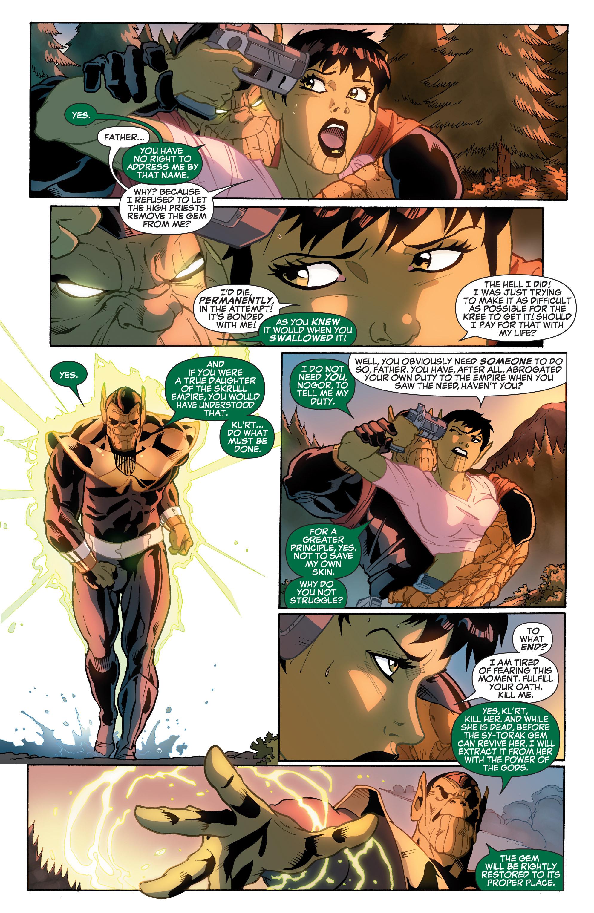 Read online She-Hulk (2005) comic -  Issue #33 - 19